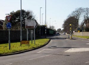 A259 Roundabout Downs Leisure Crossing (640x472)