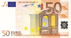 Euro-50-Note